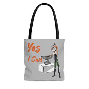 Tote Bag - Yes I can, Blacksmith