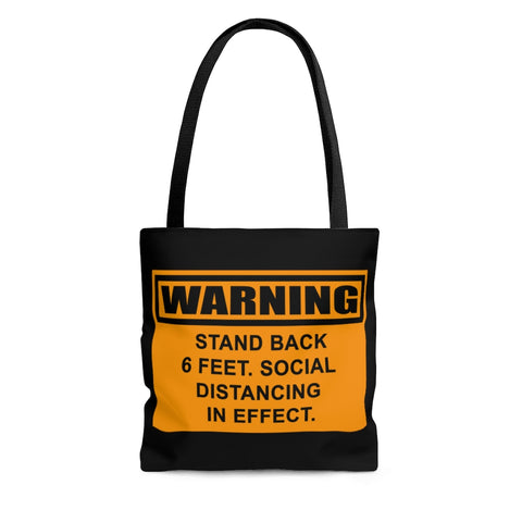 Tote Bag - Social Distancing