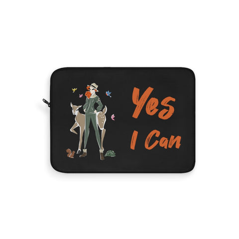 Laptop Sleeve - Yes I Can, Ranger