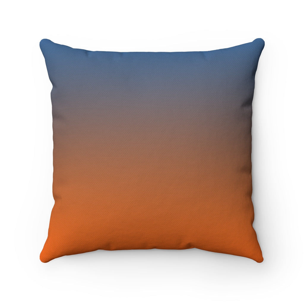 Spun Polyester Square Pillow, Asst. Sizes - Vicki's Safety Creations, Ombre