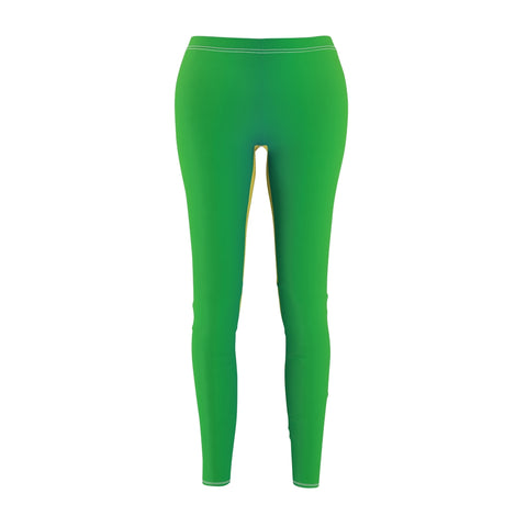 Women's Casual Leggings - BGY Ombre