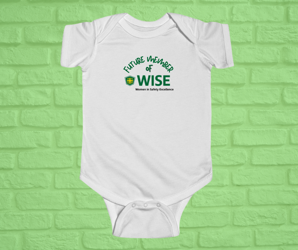 Infant Bodysuit - Future WISE Member