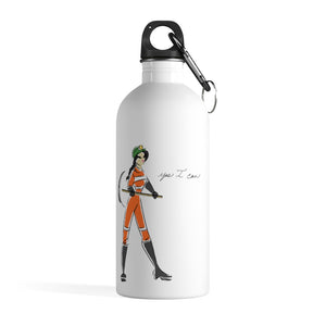 Stainless Steel Water Bottle - Yes I can, Miner