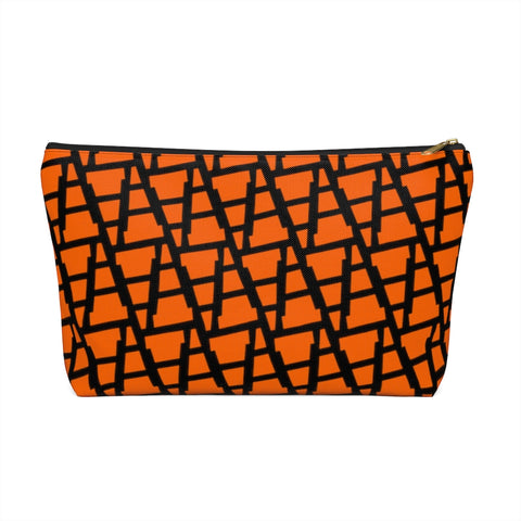 Accessory Pouch w T-bottom - Hazard Cones