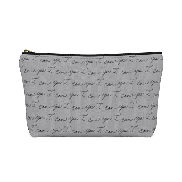 Accessory Pouch w T-bottom - Yes I Can, Architect