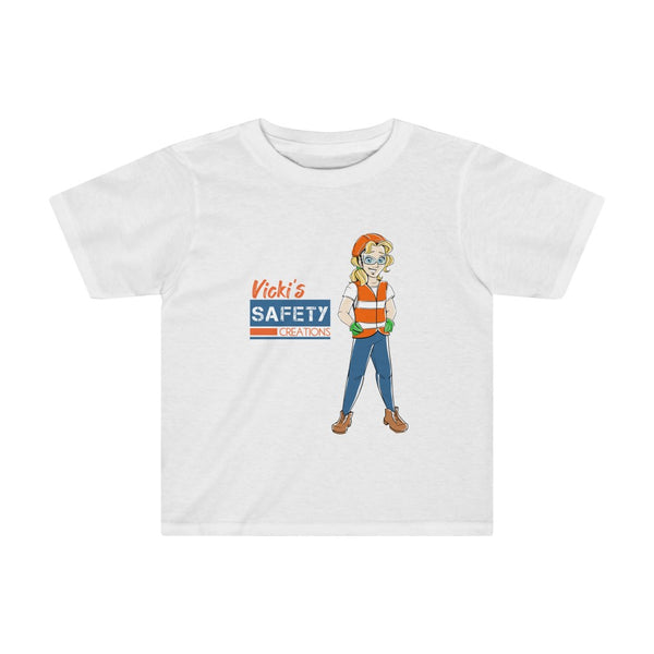 Toddler Tee (Asst Colors) - Vicki Jr.