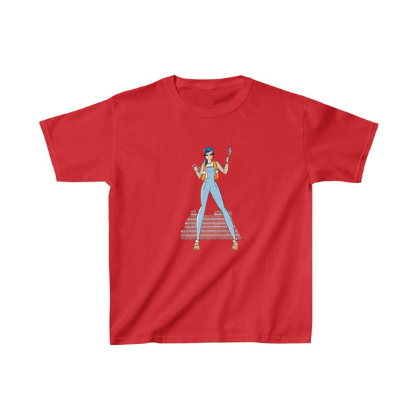 Kids Heavy Cotton™ Tee, Yes I Can, Mason