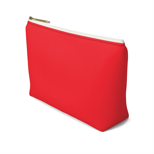 First Aid Accessory Pouch w T-bottom - Basic Red