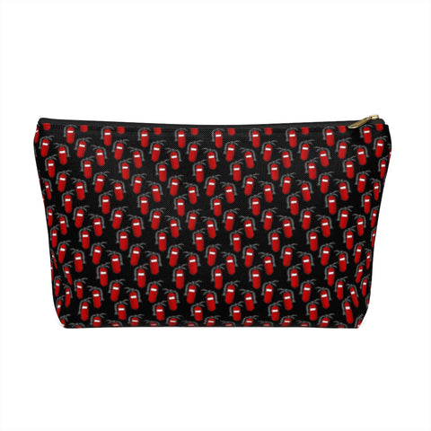 Accessory Pouch w T-bottom - Fire Extinguishers