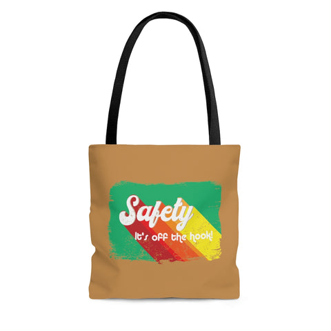 Tote Bag - Retro Safety