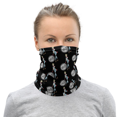 Neck Gaiter - Yes I Can, Mechanic