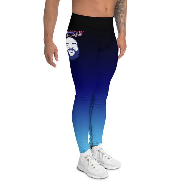 Men's Leggings - Safety Justice League, Jason Lucas