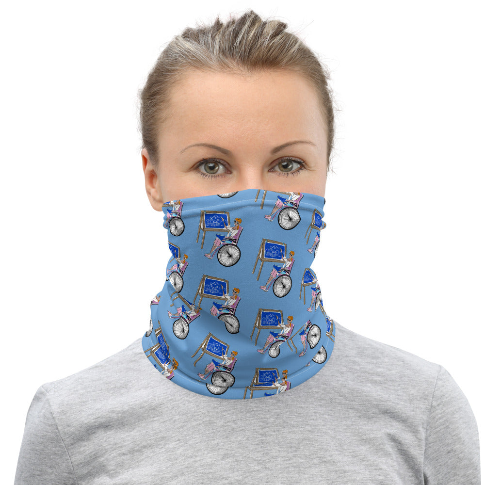 Neck Gaiter - Yes I Can, Architect