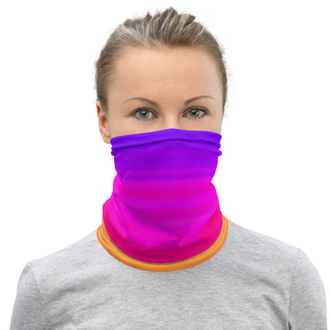 Neck Gaiter - Candy Ombre