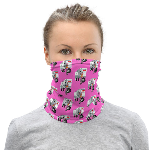 Neck Gaiter - Yes I Can, CDL Driver