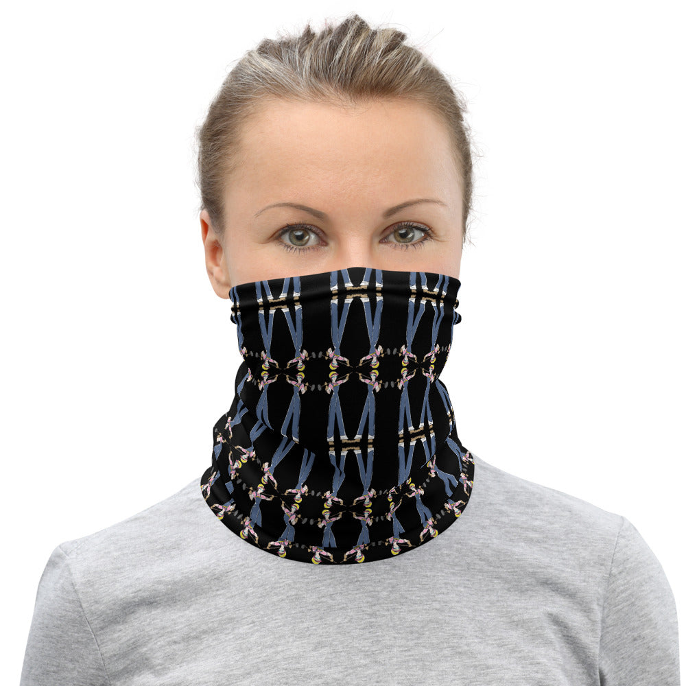 Neck Gaiter - Yes I can, Construction