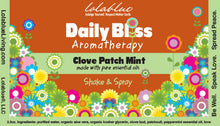 Load image into Gallery viewer, 2oz Daily Bliss Aromatherapy Spray: Clove Patch Mint
