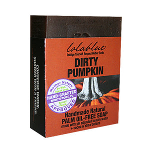 Dirty Pumpkin Soap