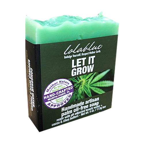 Let It Grow Soap