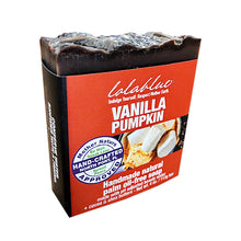 Load image into Gallery viewer, Vanilla Pumpkin Soap - Fall Collection