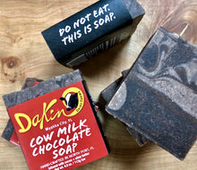 Load image into Gallery viewer, Dakin Dairy Cow Milk Chocolate Soap