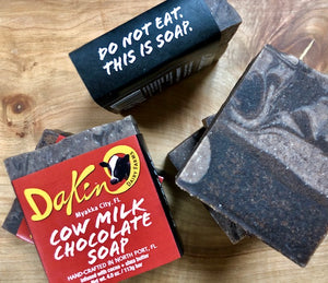 Dakin Dairy Cow Milk Chocolate Soap