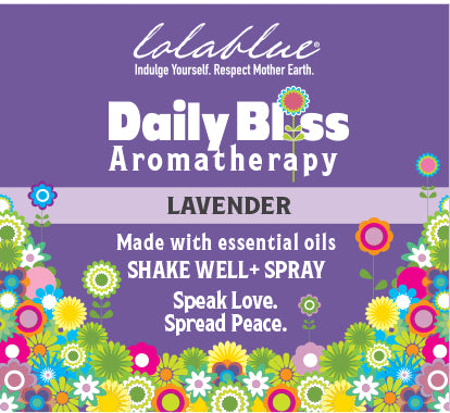 2oz Daily Bliss Aromatherapy Spray: Lavender