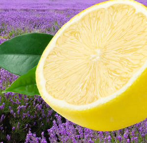 2oz. Lemon Lavender Body Frosting Creme