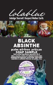 Black Absinthe Travel/Try Me Size Soap