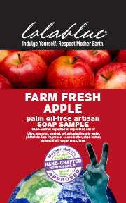 Farm Fresh Apple Travel/Try Me Size Soap