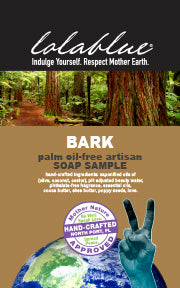 Bark Travel/Try Me Size Soap