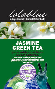 Jasmine Green Tea Travel/Try Me Size Soap