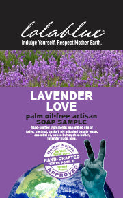 Lavender Love Travel/Try Me Size Soap