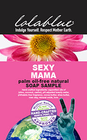 Sexy Mama Travel/Try Me Size Soap
