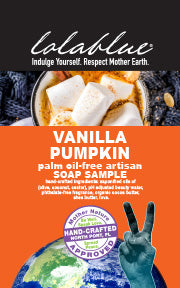 Vanilla Pumpkin Travel/Try Me Size Soap