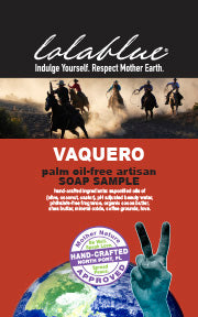 Vaquero Travel/Try Me Size Soap