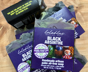 Black Absinthe Soap