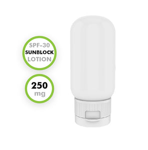 SPF-30 Sunblock Lotion - Case of 24