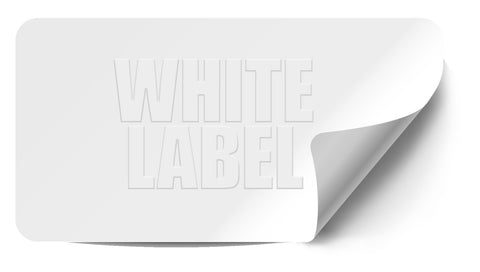 White Label (No Label) Fee
