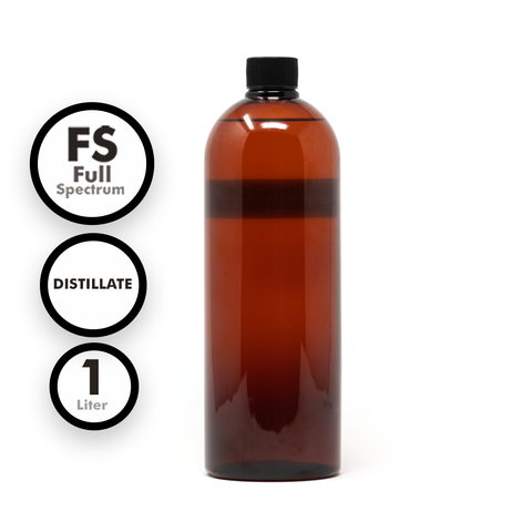 Full Spectrum Focused Formula Tincture (1 Liter)
