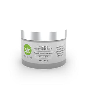 Vitamin C Brightening Creme (Sample)