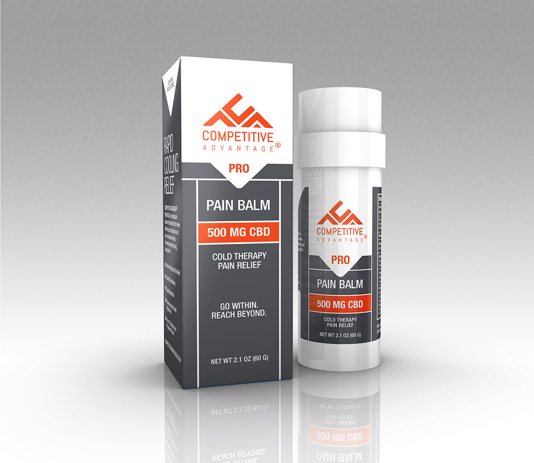 Competitive Advantage 500 mg Pain Balm (Sample)
