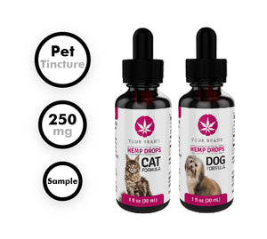Pet Tincture (1 oz Sample)