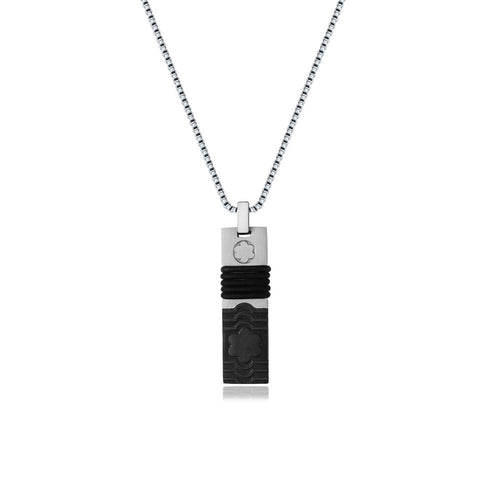 Rectangle Stainless Steel Men Pendant Fashion - Ouraniastore