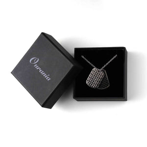 Stainless Steel Pendant Wire Side Men - Ouraniastore