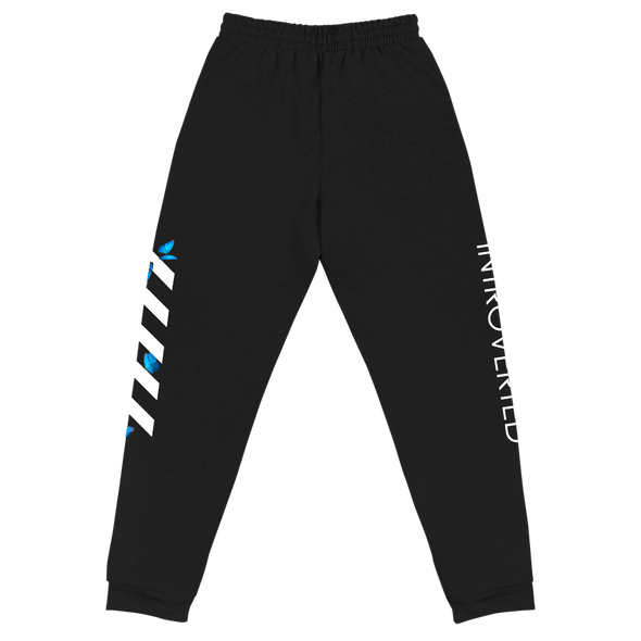 Series 1 - Butterfly Joggers (Black) - IntrovertedExtrovert™