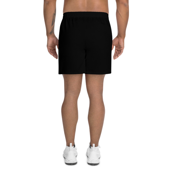 Logo Men's Athletic Long Shorts