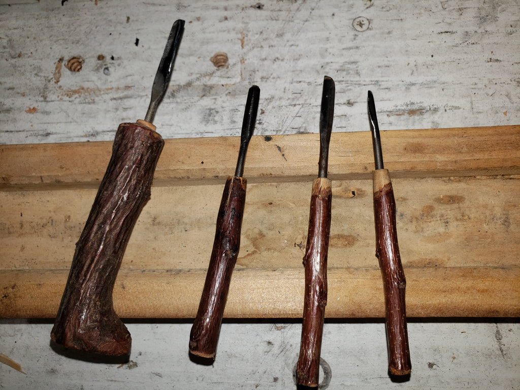 The best tools are hand made