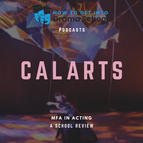 CalArts MFA in Acting