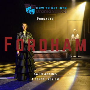 Fordham BA in Acting